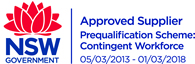 NSW Approved Supplier Prequalification Scheme: Contigent Workforce