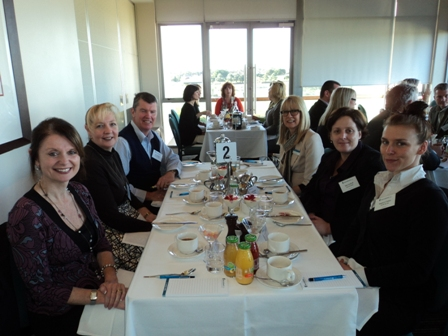 HR Business Breakfast August 2012